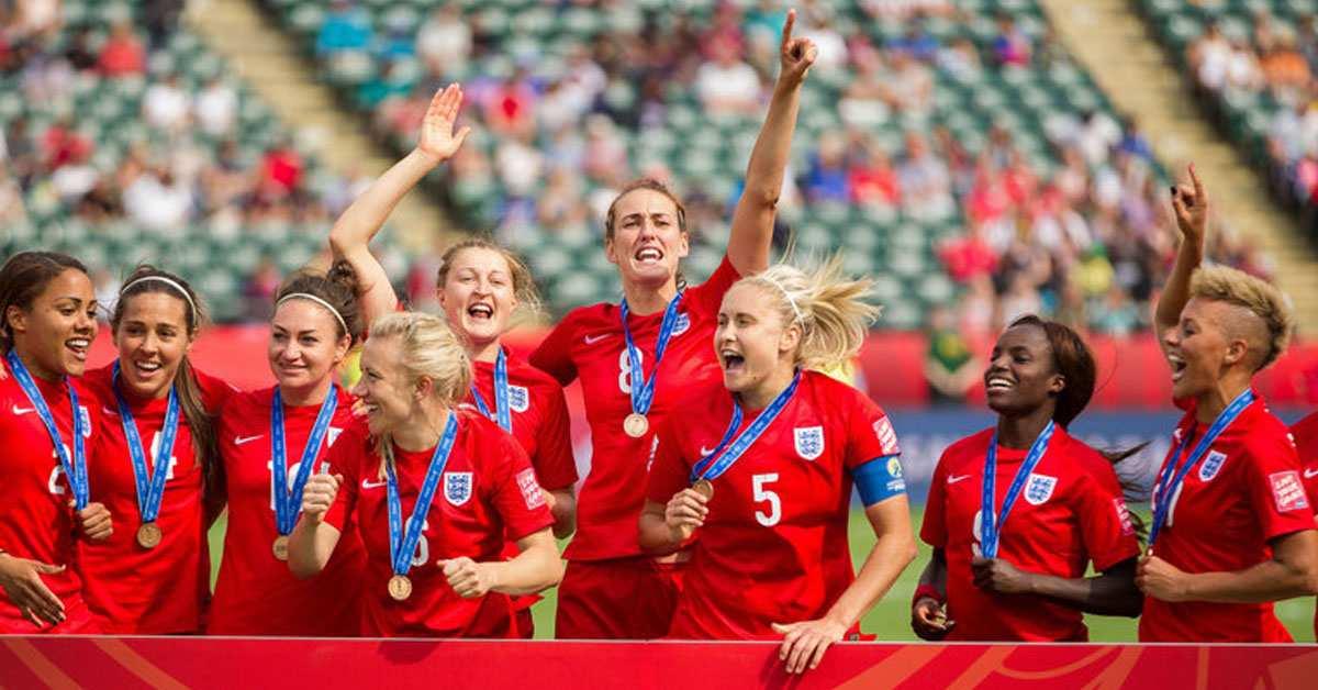 England_women's_Football_team