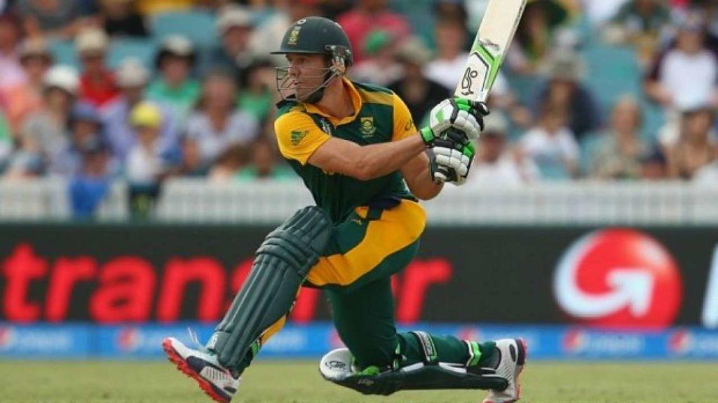AB de Villiers Biography
