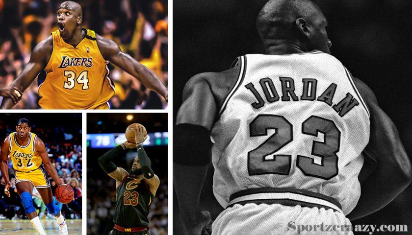 Best Basketball players