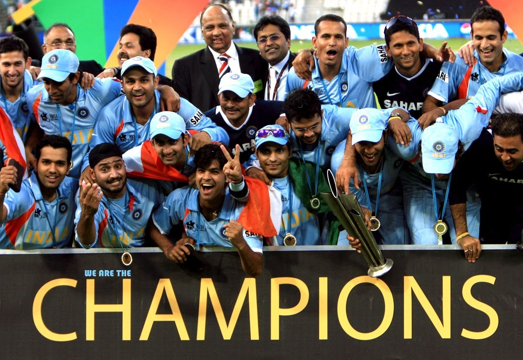 T20 Cricket World Cup Winners List Icc T20 World Cup