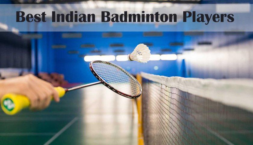 Indian Badminton Players