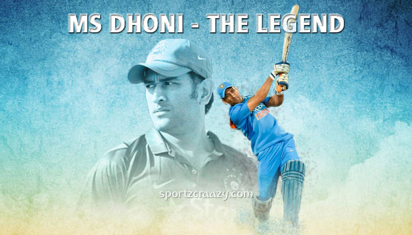 MS Dhoni Captaincy Record