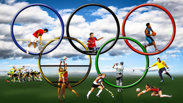 Olympics Games List