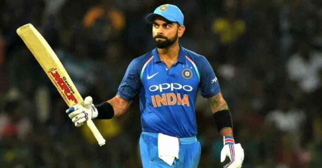 Virat Kohli Made Most Runs in a Series as a Captain