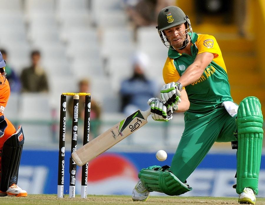 AB de Villiers 8000 Runs in ODI