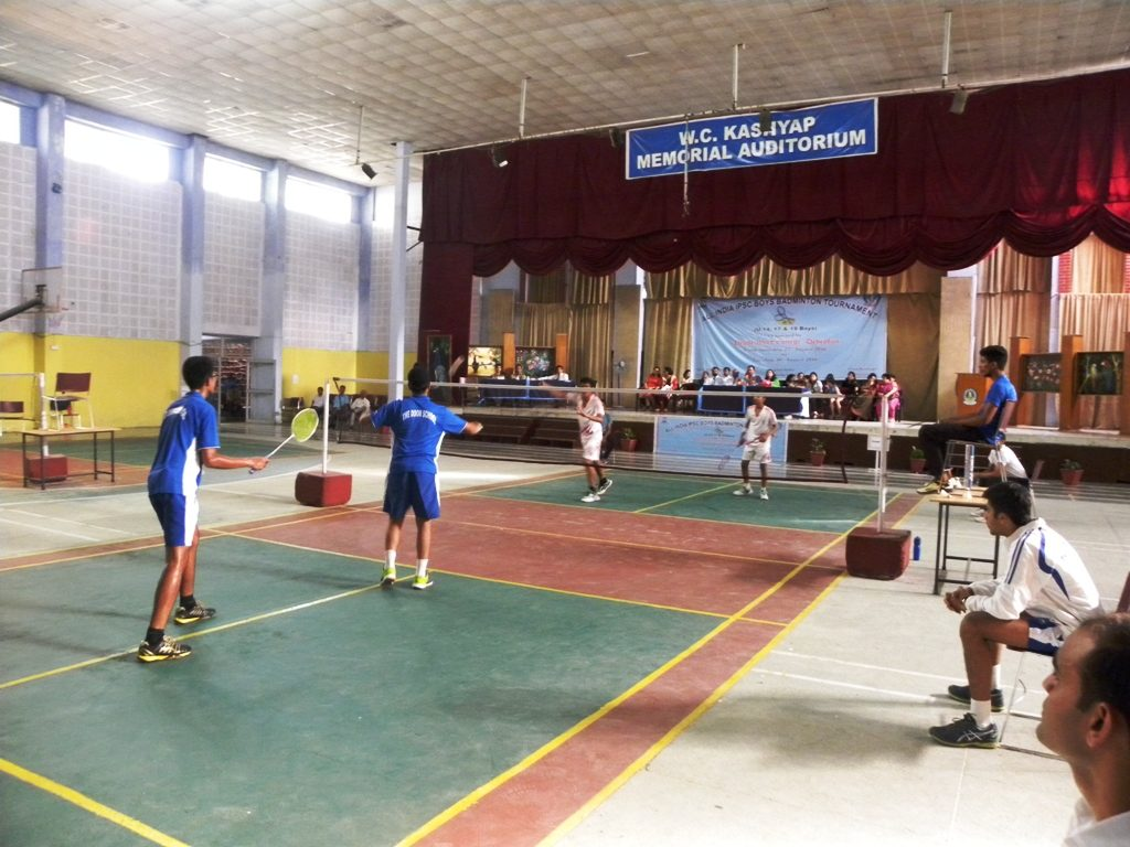 All India Inter Institutional Badminton Tournament