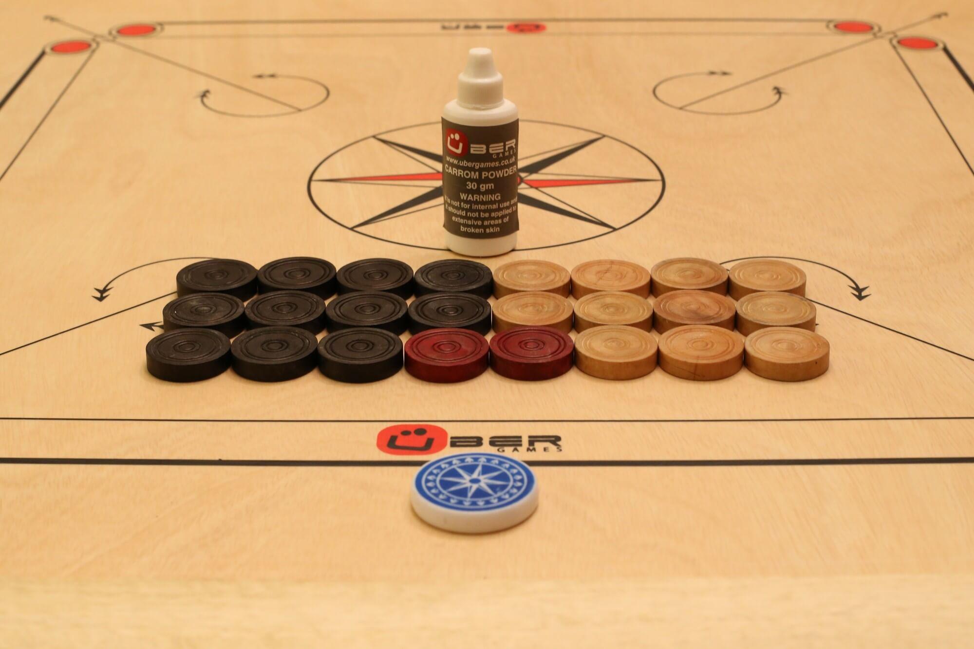 Carrom Board Game Tips