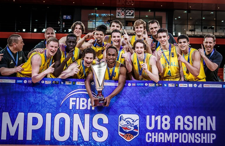 FIBA U18 Asian Games