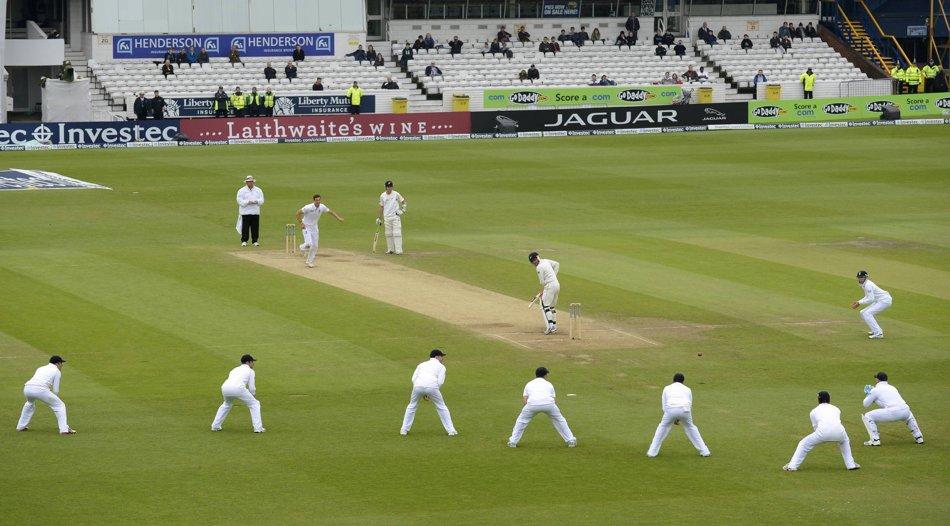 Fielding Positions in cricket