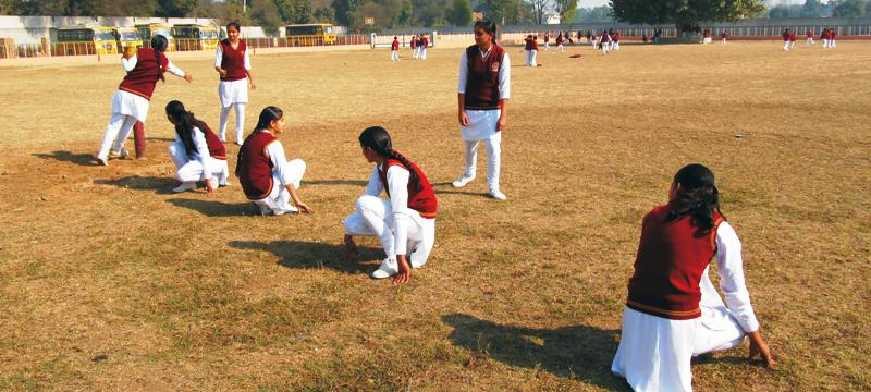 How to play Kho Kho