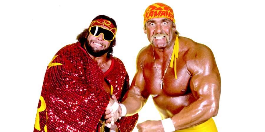 Hulk Hogan vs Macho Man