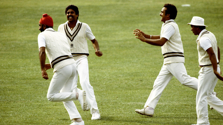 Indian Bowler 1983
