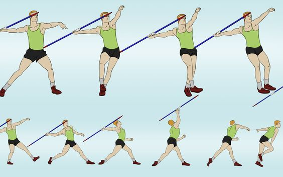 Javelin Throw Techniques