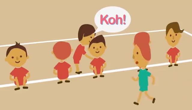 Kho Kho Rules