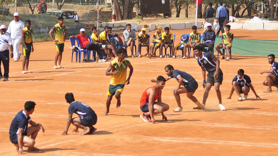 Kho Kho Teams