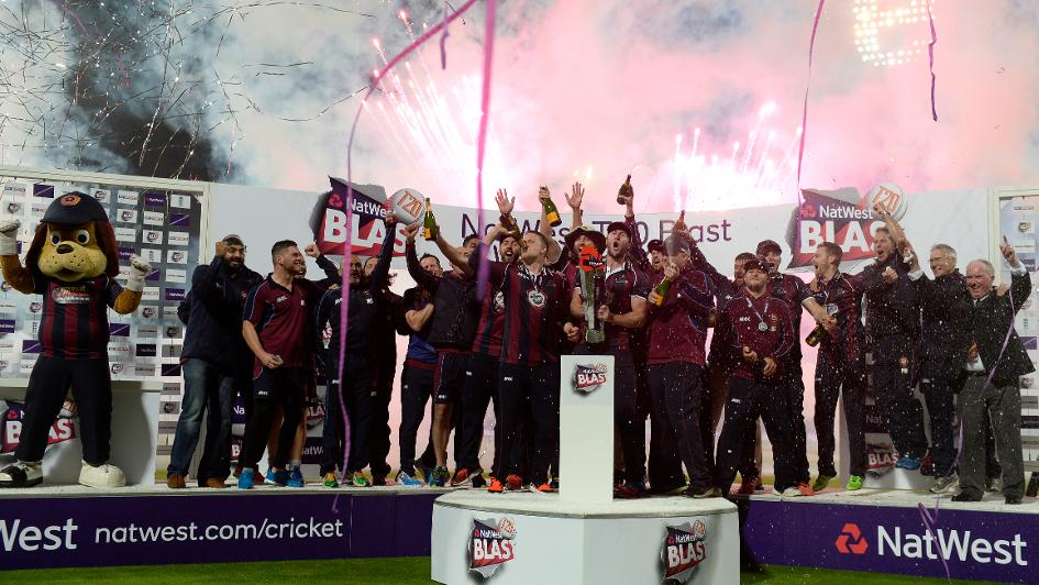 NatWest T20 Blast League Winners