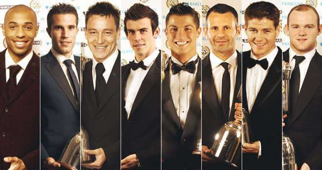 PFA Players' Player of the Year