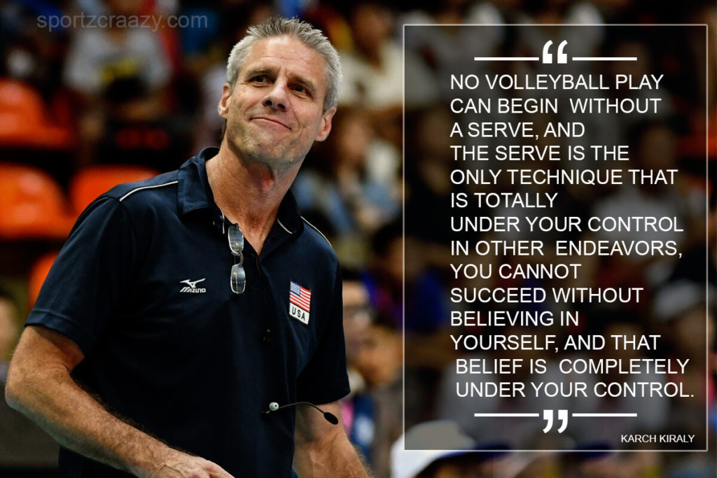 25 Best Inspirational Motivational Volleyball Quotes Sayings