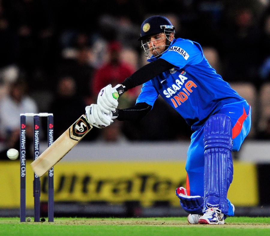 Rahul Dravid 9000 runs in ODI