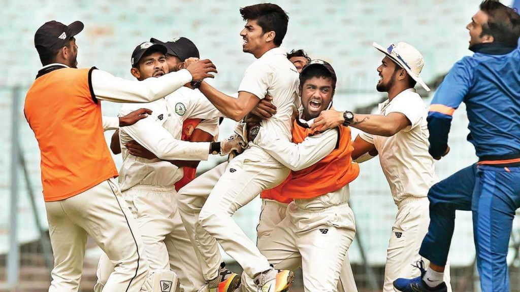 Ranji Trophy Winners List