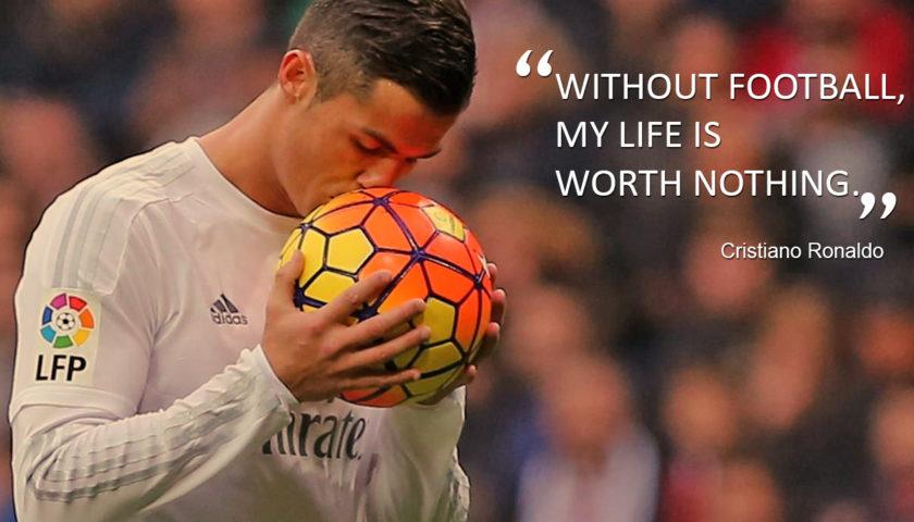 Ronaldo Quotes