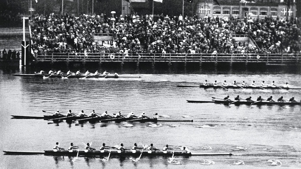 Rowing History