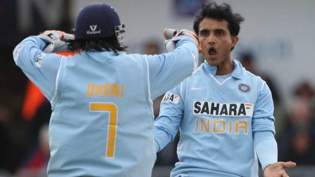 Sourav Ganguly Bowling