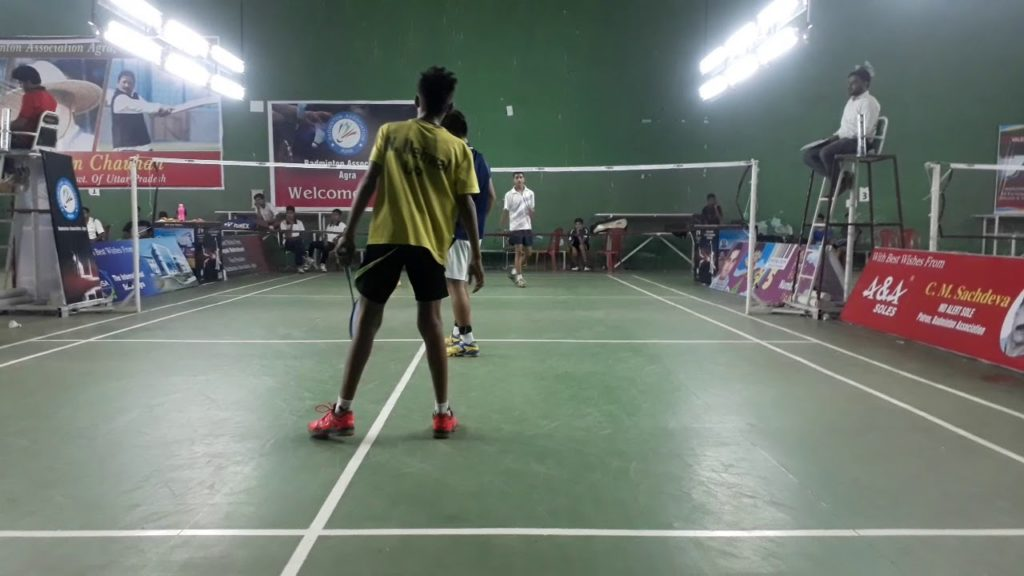 Sub Junior Indian National Badminton Championships