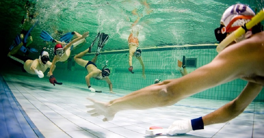 Underwater Hockey (Octopush) History, Elements & How to Play