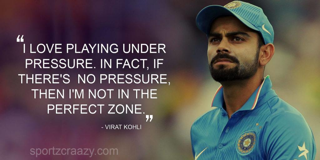 Virat Kohli free Quotes