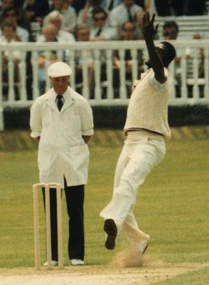 West Indies Bowling 1983