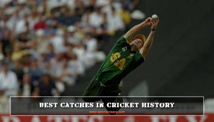 Best Catches in Cricket