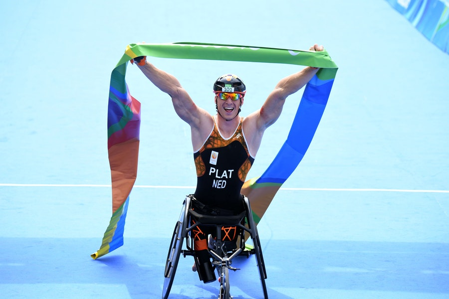 Achievements inParalympics Games