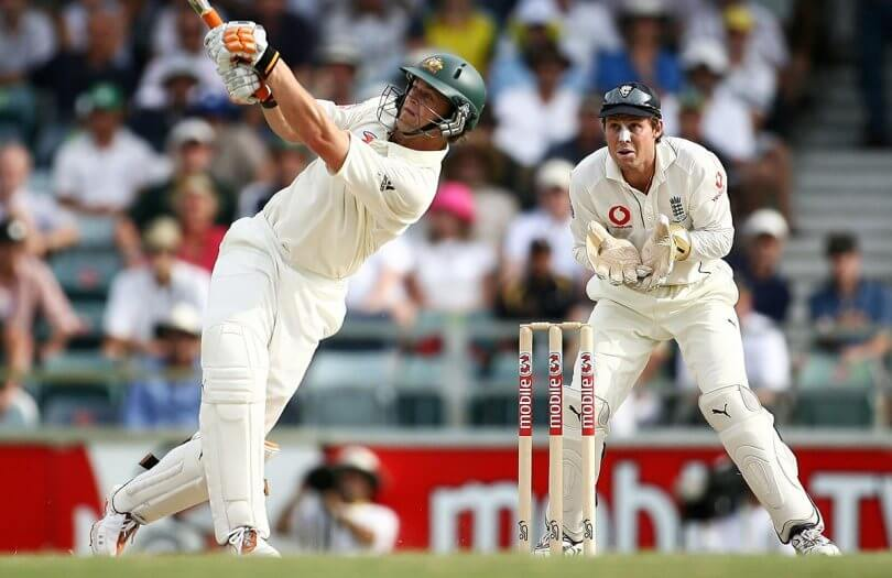 Adam Gilchrist in tests