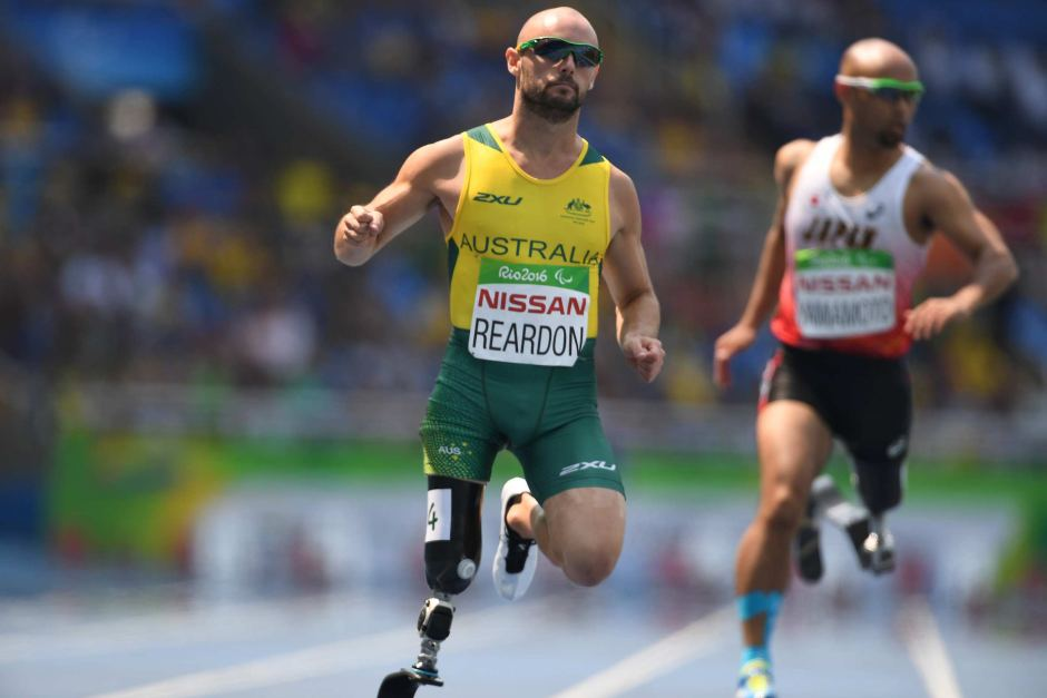 Category of Disability for Paralympic Games