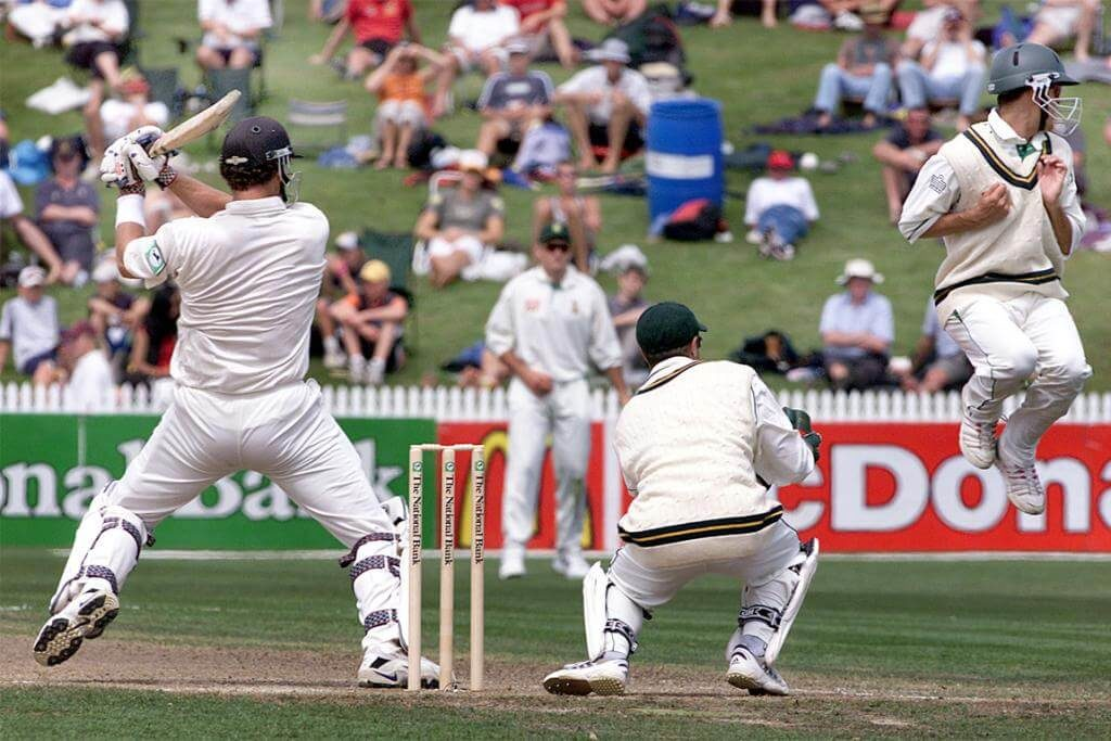 Chris Cairns in tests