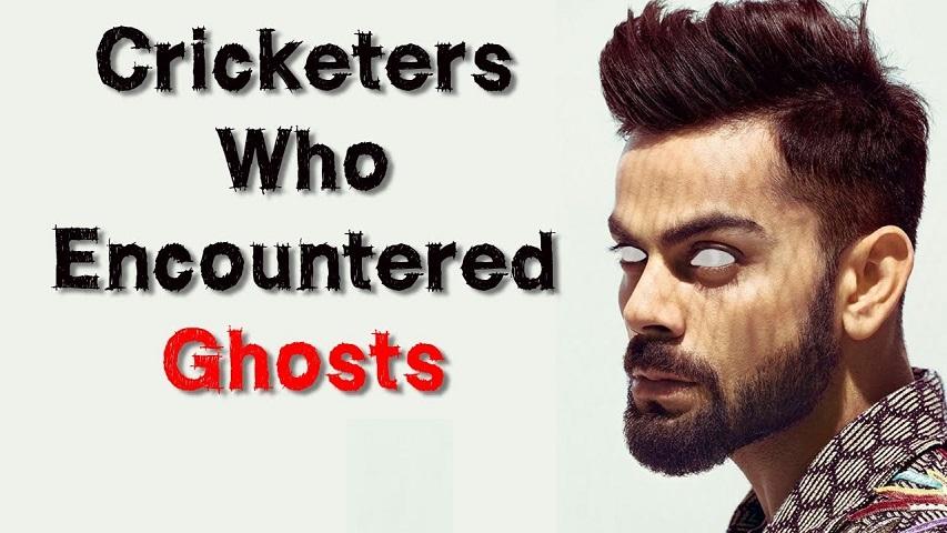 Cricket Ghosts