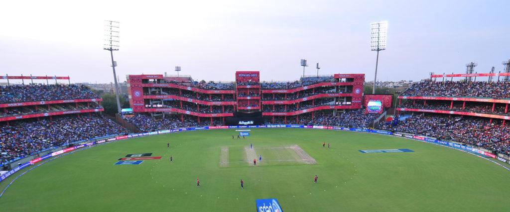 Ferozshah Kotla Ground, New Delhi
