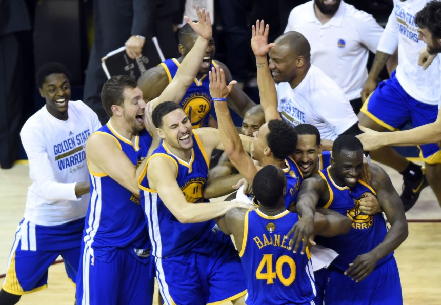 Golden State Warriors Champions
