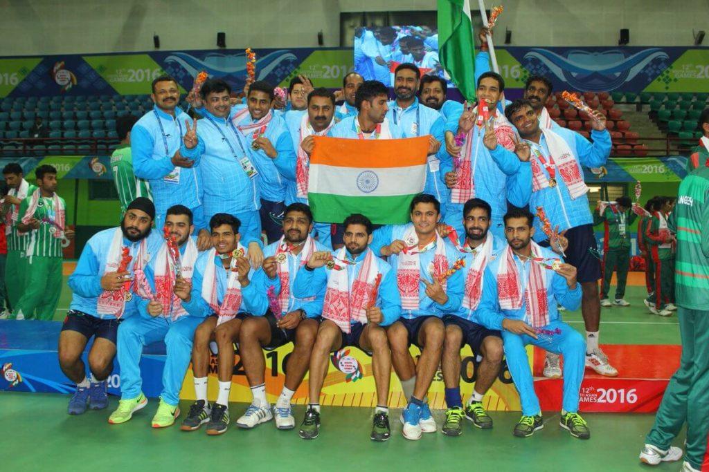 Handball's History in India