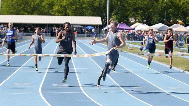 High School Track and Field Meets