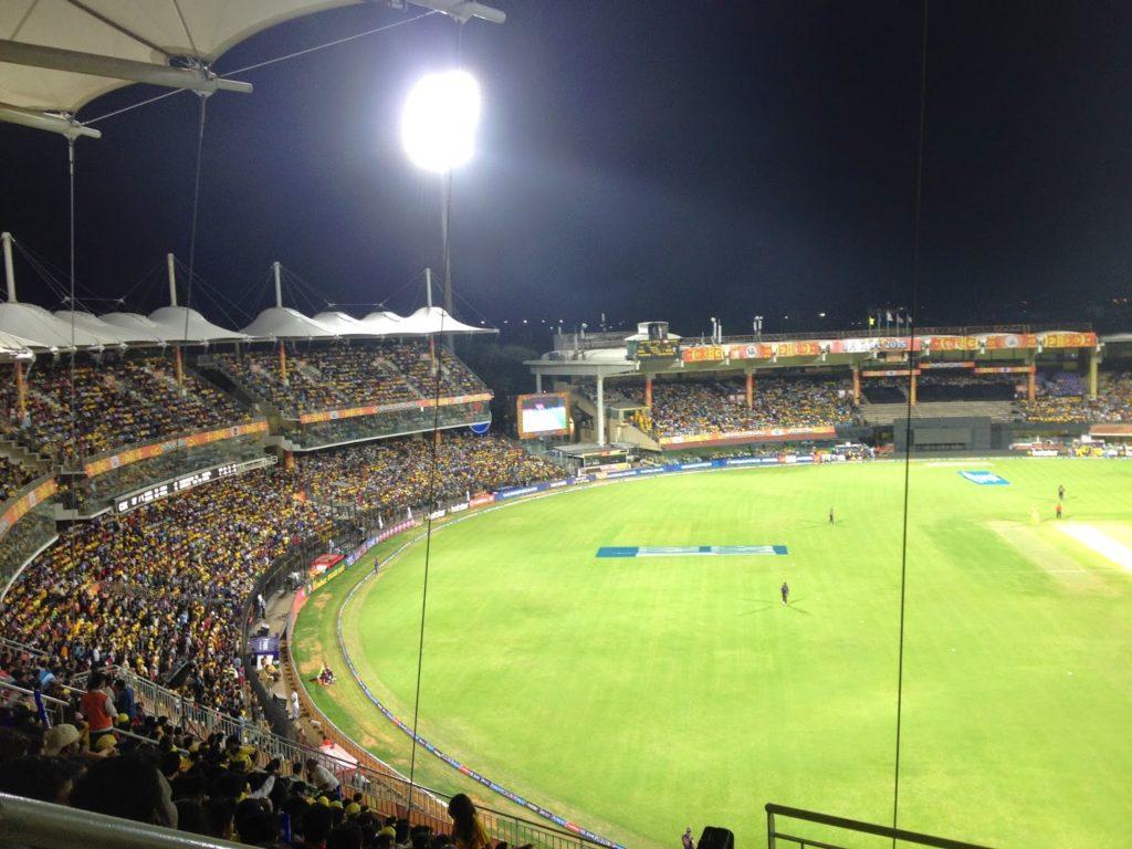 MA Chidambaram Stadium, ChennaiMA Chidambaram Stadium, Chennai