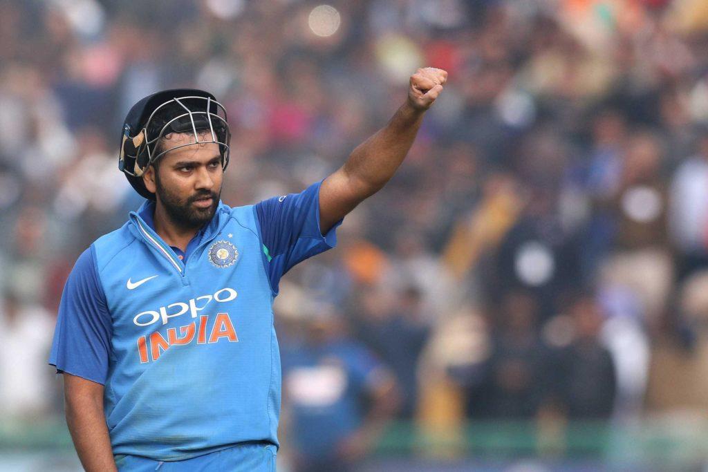 Rohit Sharma 208 not out against Sri Lanka