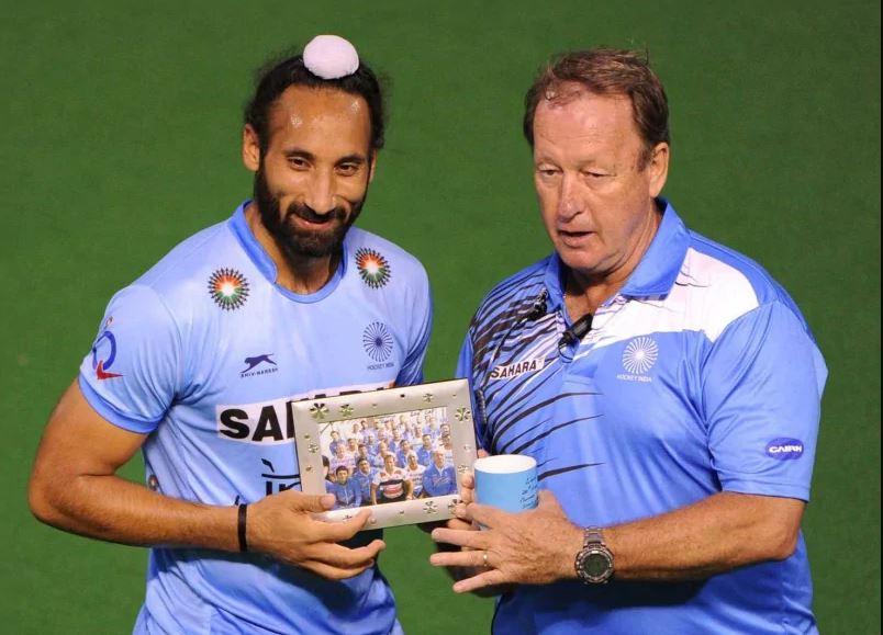 Sardar Singh trophies