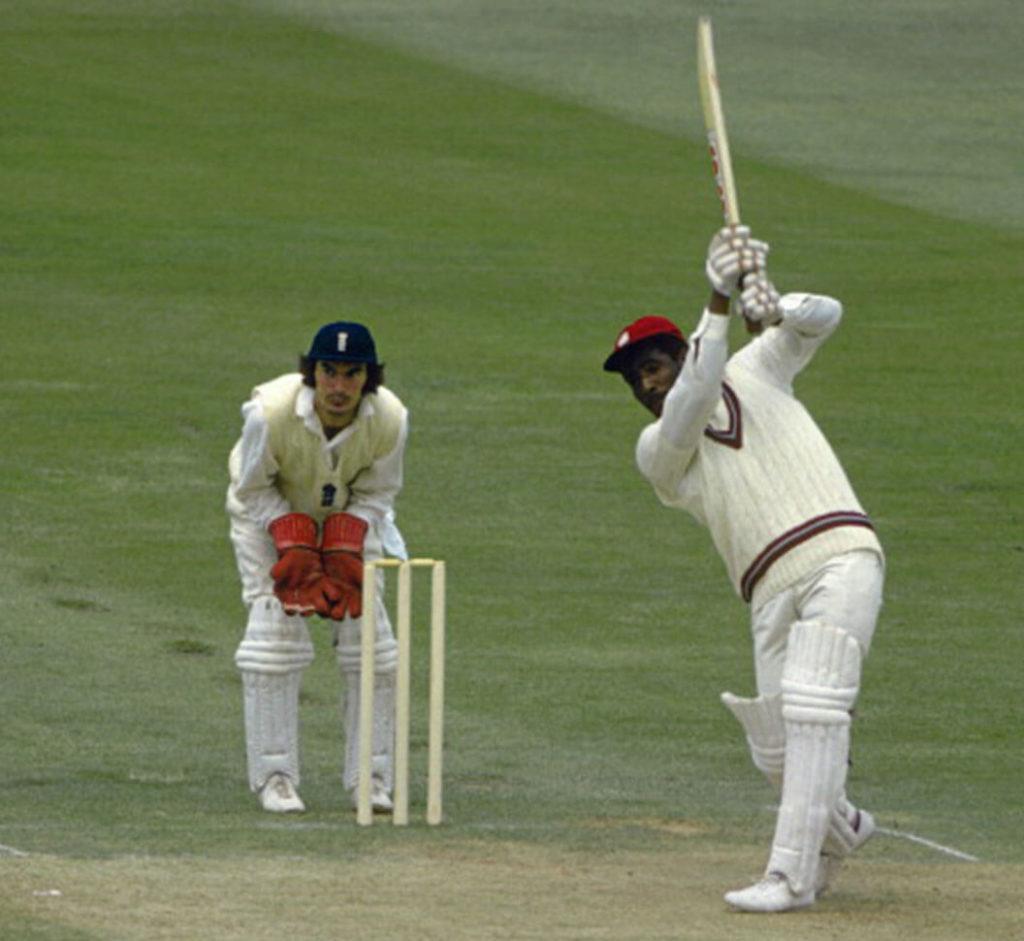 Sir Viv Richards in tests