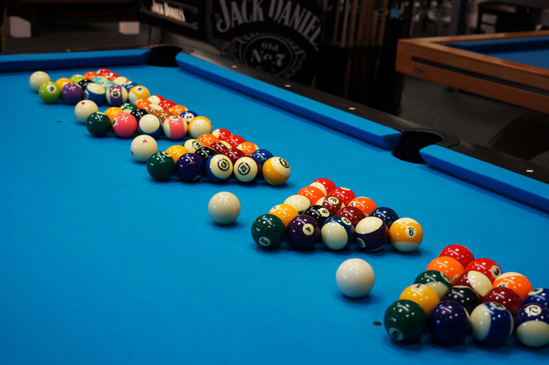 Types of Balls in Snooker