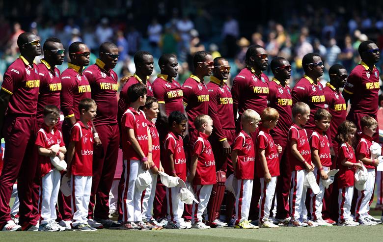 West Indies Cricket Team Pics