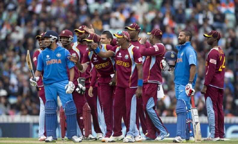 West Indies vs India 2018
