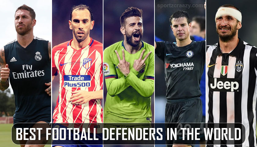 best football defenders in the world