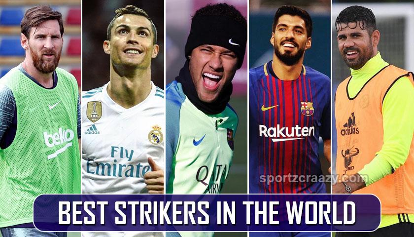 best striker in the world
